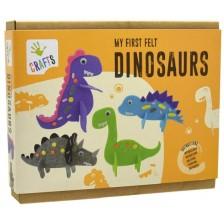 Творчески комплект Andreu toys - Декорирай динозаври -1