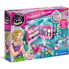 Творчески комплект Clementoni Crazy Chic - Направи си парфюмирани бижута -1