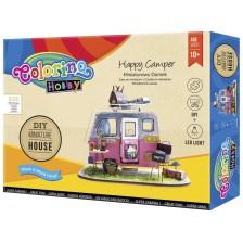 Творчески комплект Colorino Hobby - Направи си сам каравана -1