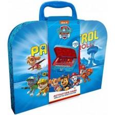Творчески комплект в куфарче D'Arpeje Paw Patrol -1