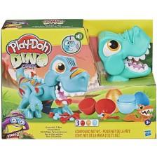 Творчески комплект Hasbro Play-Doh - Т-Rex със звуци -1