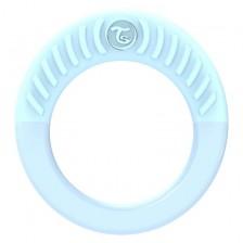 Бебешка чесалка за венци и зъбки Twistshake - Синя, над 1 месец -1