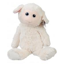 Плюшена играчка TY Toys - Бяла овчица, 33 cm