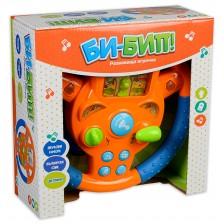 Интерактивна играчка Happy Toys - Волан със звуци на български език -1