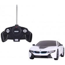 Радиоуправляема количка Rastar - BMW i8, 1:18, асортимент -1