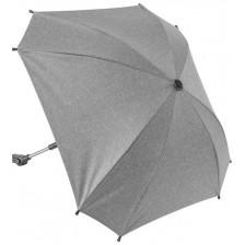 Универсален чадър за количка Reer Shine Safe - Сив -1