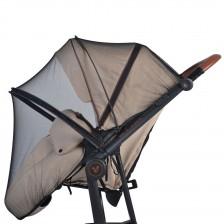 Универсален комарник за бебешка количка Cangaroo -1