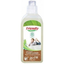 Универсален препарат за почистване на под Friendly Organic - Цитронела, 1 l -1