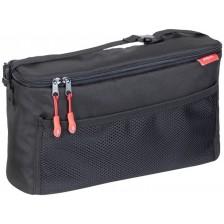 Универсална чанта за количка Phil & Teds - Caddy, черна -1