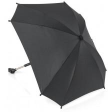 Универсален чадър за количка Reer Shine Safe - Черен -1