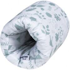 Възглавница за кърмене кръг Sevi Baby - Листа -1