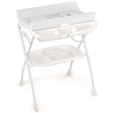 Вана за къпане със стойка Cam - Volare -1