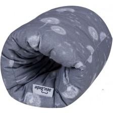 Възглавница за кърмене кръг Sevi Baby - Глухарчета -1