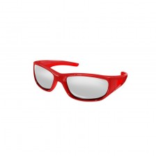 Слънчеви очила Visiomed - America, над 8 години, червени -1