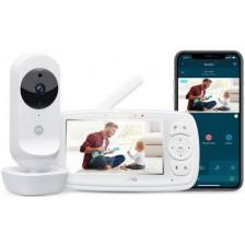 "Видео бебефон Motorola - Ease44 Connect, 4.3"" дисплей -1"
