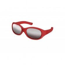 Слънчеви очила Visiomed - Luna, 2-4 години, червени -1