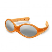 Слънчеви очила Visiomed - Reverso Space, 0-12 месеца, оранжеви -1