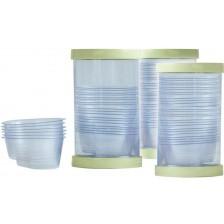 Комплект резервни чашки за аспиратор Visiomed  -1