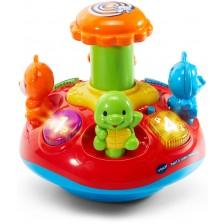 Музикална играчка Vtech - Въртяща се -1