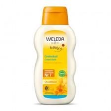 Измиващо мляко с невен Weleda, 200 ml -1