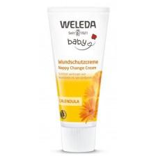 Крем против подсичане с невен Weleda, 75 ml -1