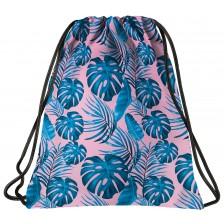 Спортна торба BackUP A20 - Blue Leaf -1