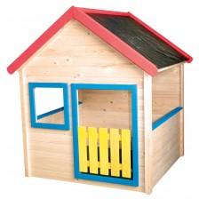 Детска къща за градината Woody - Ерик -1