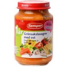 Ястие Semper - Вегетарианска лазаня, 190 g -1