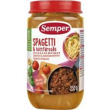 Ястието Semper - Спагети болонезе, 235 g -1