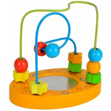 Детска играчка Eichhorn - Броеница -1