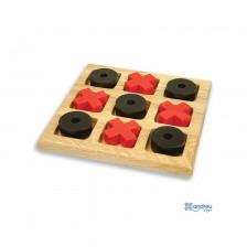 Забавна игра Andreu toys - Три в редица -1