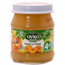 Зеленчуково пюре Bebelan Ovko - Тиква, 100 g -1