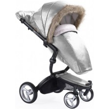 Mima Зимен комплект за количка Xari - Argento -1
