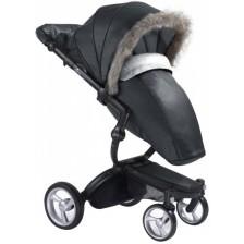 Mima Зимен комплект за количка Xari - Black -1