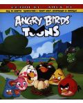 Angry Birds Toons: Анимационен сериал, сезон 1 - диск 1 (DVD) - 1t