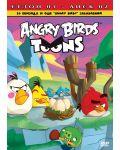 Angry Birds Toons: Анимационен сериал, сезон 1 - диск 2 (DVD) - 1t
