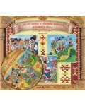Български народни приказки 16: Дар от сърце + CD - 3t