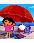Дора Изследователката: Един ден на плажа - 4t