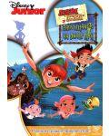 Джейк и пиратите от Невърленд: Завръщането на Питър Пан! (DVD) - 1t