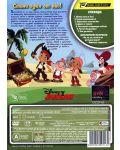 Джейк и пиратите от Невърлен: Йо-хо-хо, ела на борда (DVD) - 2t