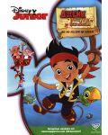 Джейк и пиратите от Невърлен: Йо-хо-хо, ела на борда (DVD) - 1t