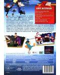 Финиъс и Фърб: Коледна ваканция (DVD) - 2t