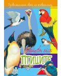 Илюстрован атлас: Птиците - 1t