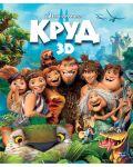 Круд 3D (Blu-Ray) - 1t