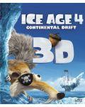 Ледена епоха 4: Континентален дрейф 3D (Blu-Ray) - 1t