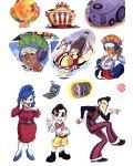Мързел град: Забавна книжка със стикери, игри и оцветяване - 5t
