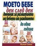 Моето бебе ден след ден. Дневник за развитието на бебето от раждането до една година - 1t