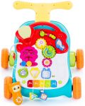 Музикална играчка на колела Chipolino - Мулти, зелена - 2t