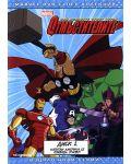 Отмъстителите: Диск 2 - Капитан Америка се появява отново (DVD) - 1t