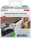 Предпазно заключване на чекмедже за прибори Reer, 2 броя - 9t